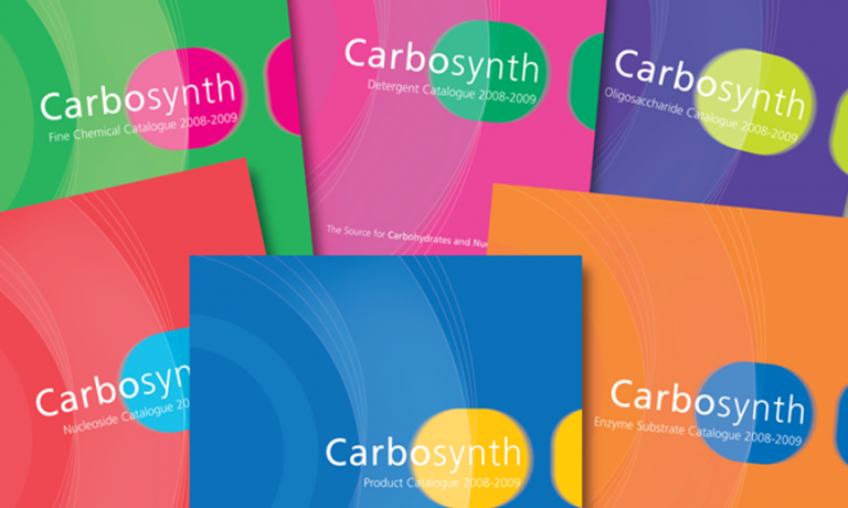 Carbosynth – product catalogues