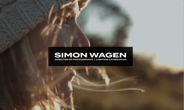 Simon Wagen Director of Photography